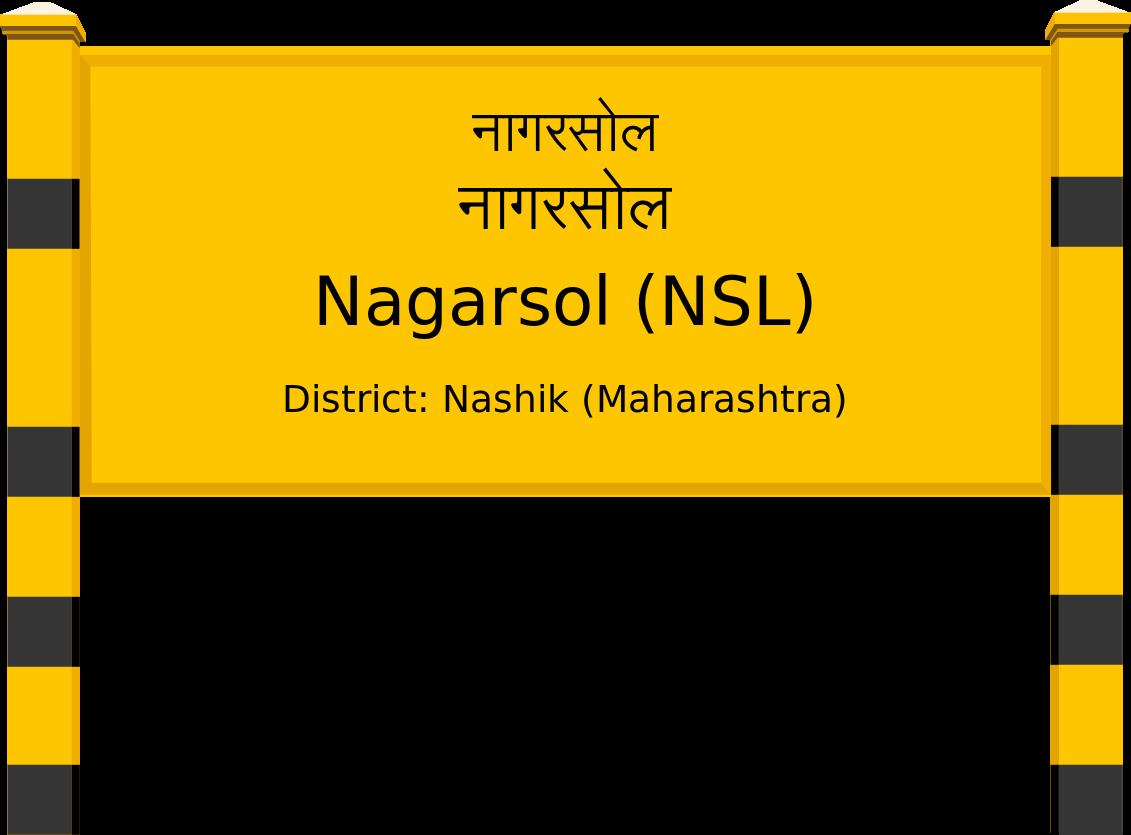 Nagarsol (NSL) Railway Station