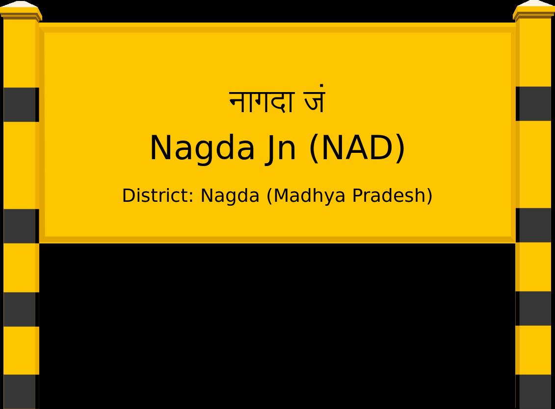 Nagda Jn (NAD) Railway Station