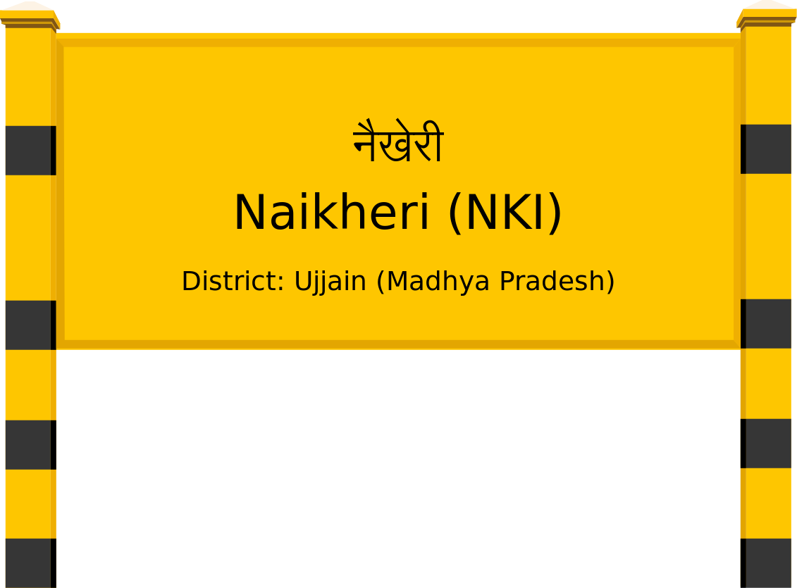 Naikheri (NKI) Railway Station