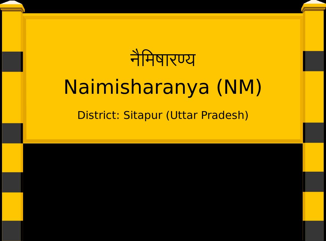 Naimisharanya (NM) Railway Station