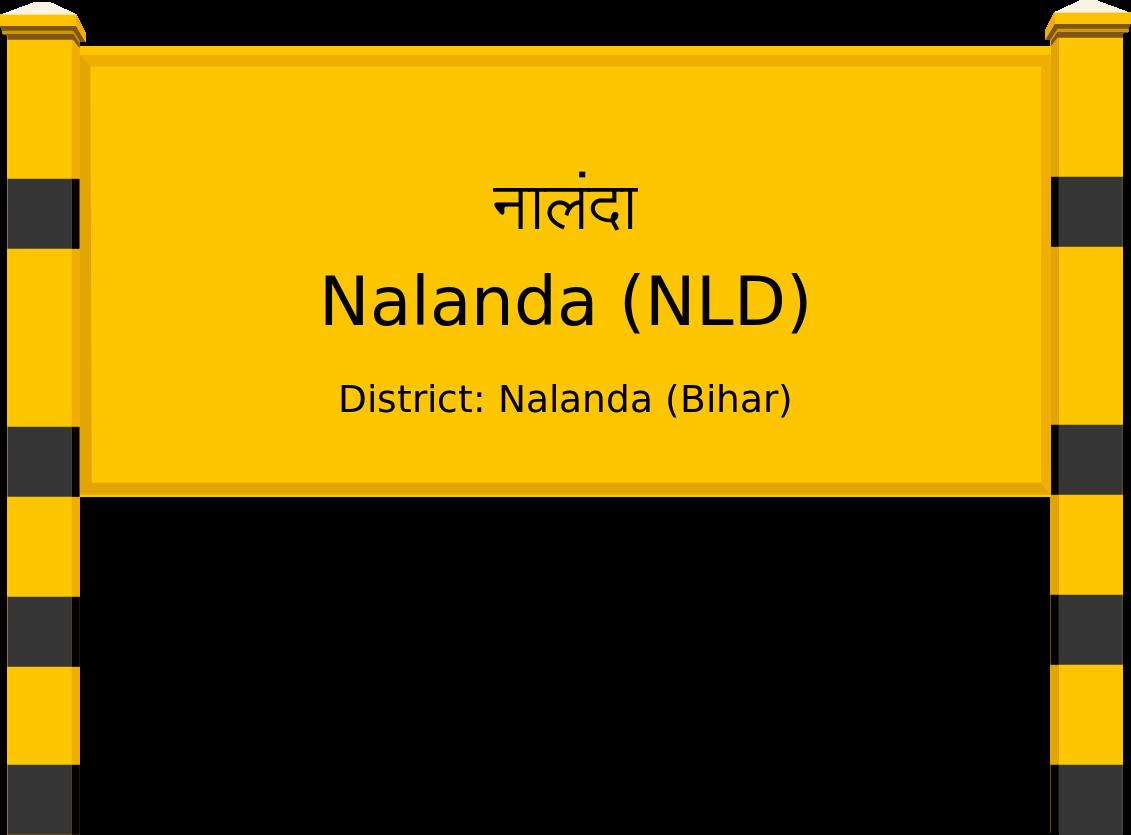 Nalanda (NLD) Railway Station
