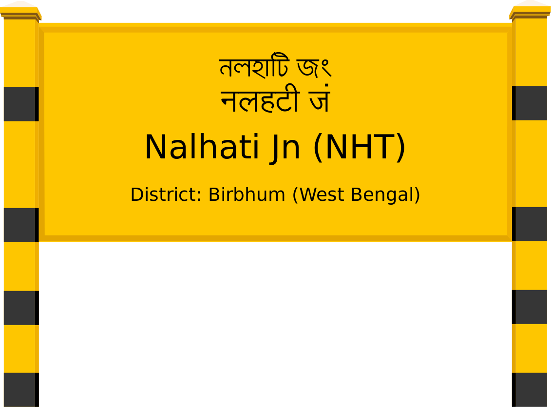 Nalhati Jn (NHT) Railway Station