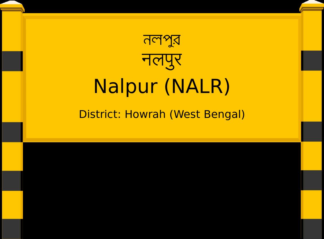 Nalpur (NALR) Railway Station