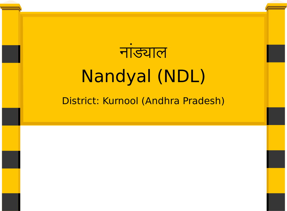 Nandyal (NDL) Railway Station