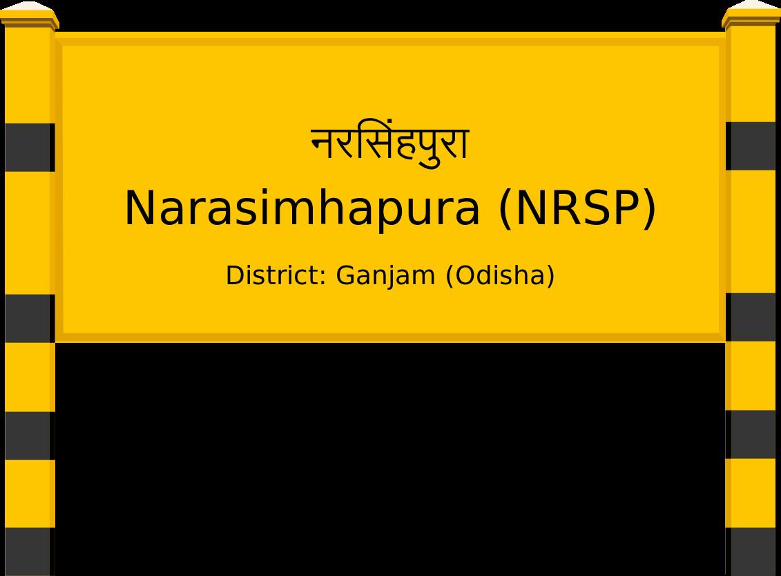 Narasimhapura (NRSP) Railway Station