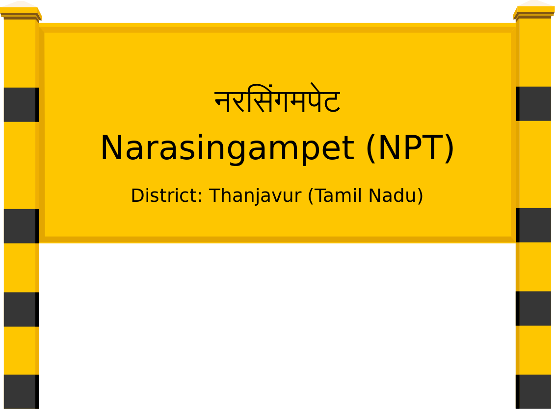 Narasingampet (NPT) Railway Station