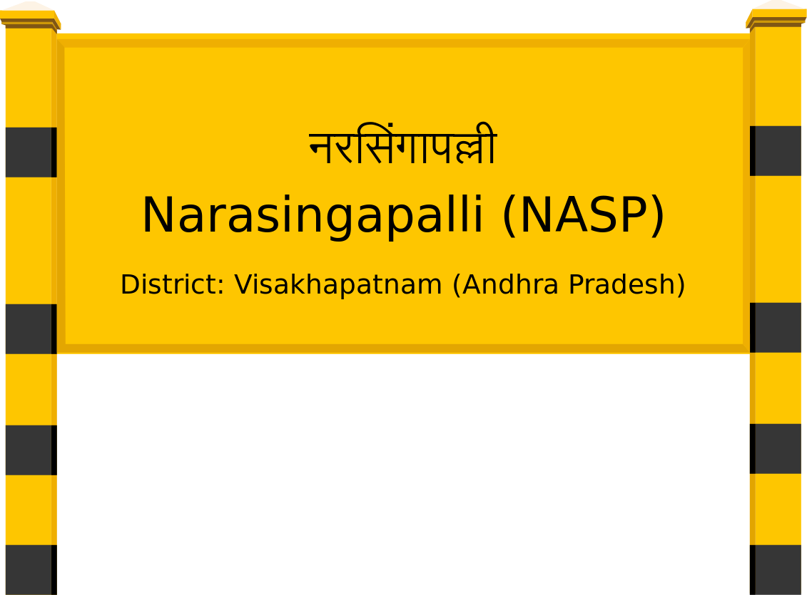 Narasingapalli (NASP) Railway Station