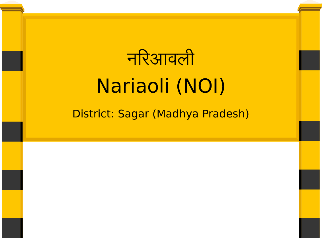Nariaoli (NOI) Railway Station