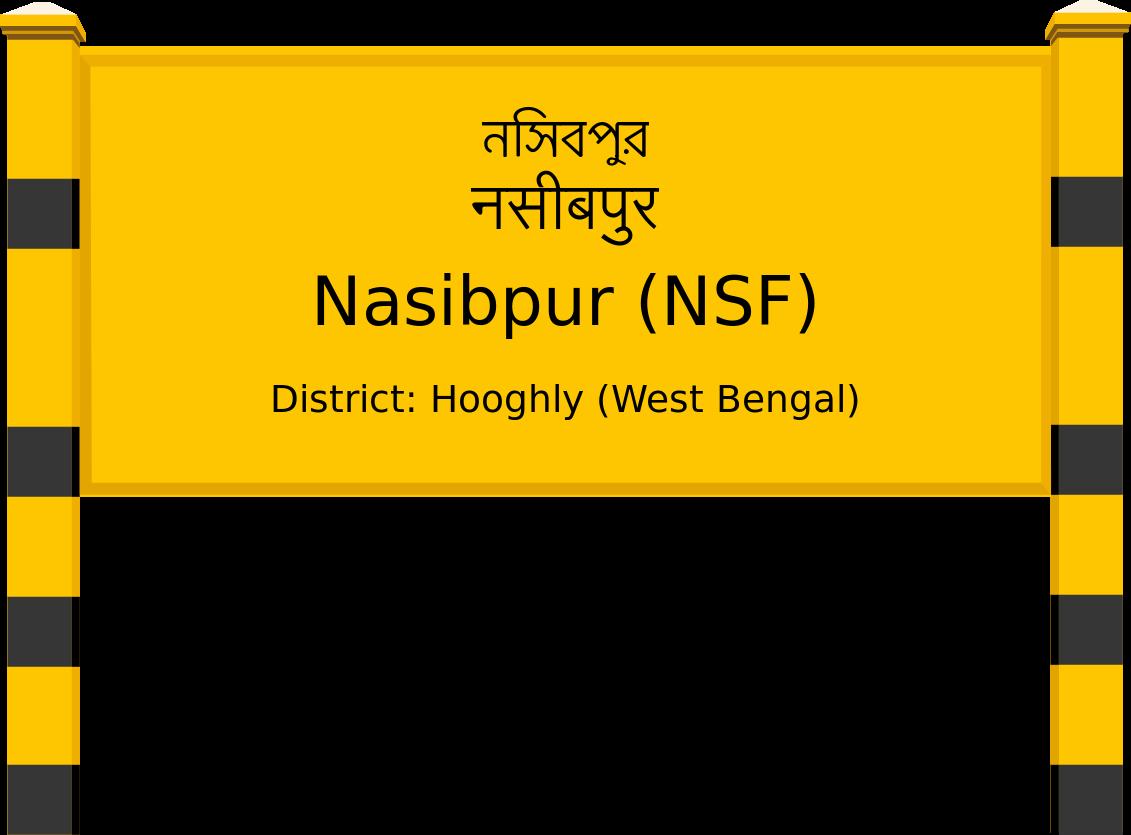 Nasibpur (NSF) Railway Station