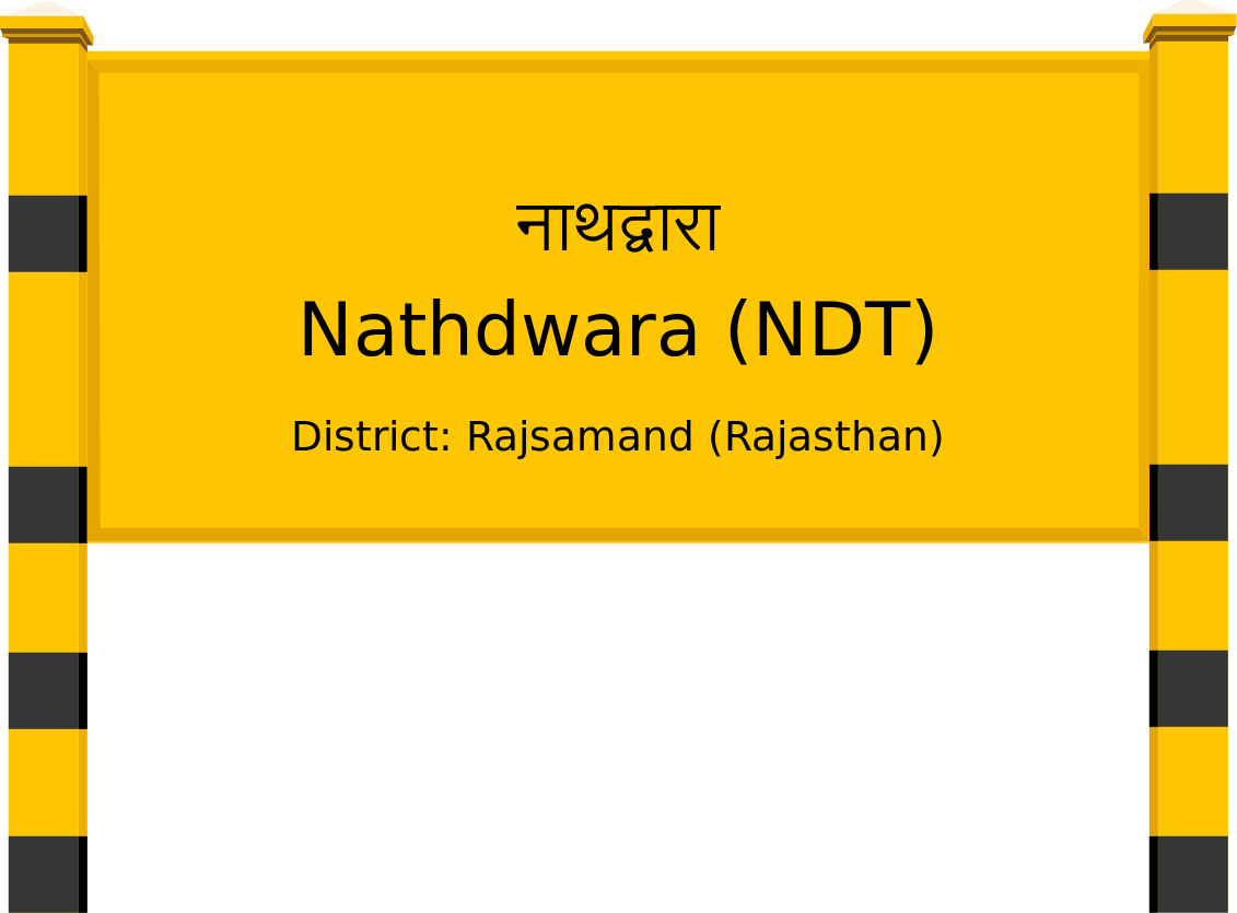 Nathdwara (NDT) Railway Station