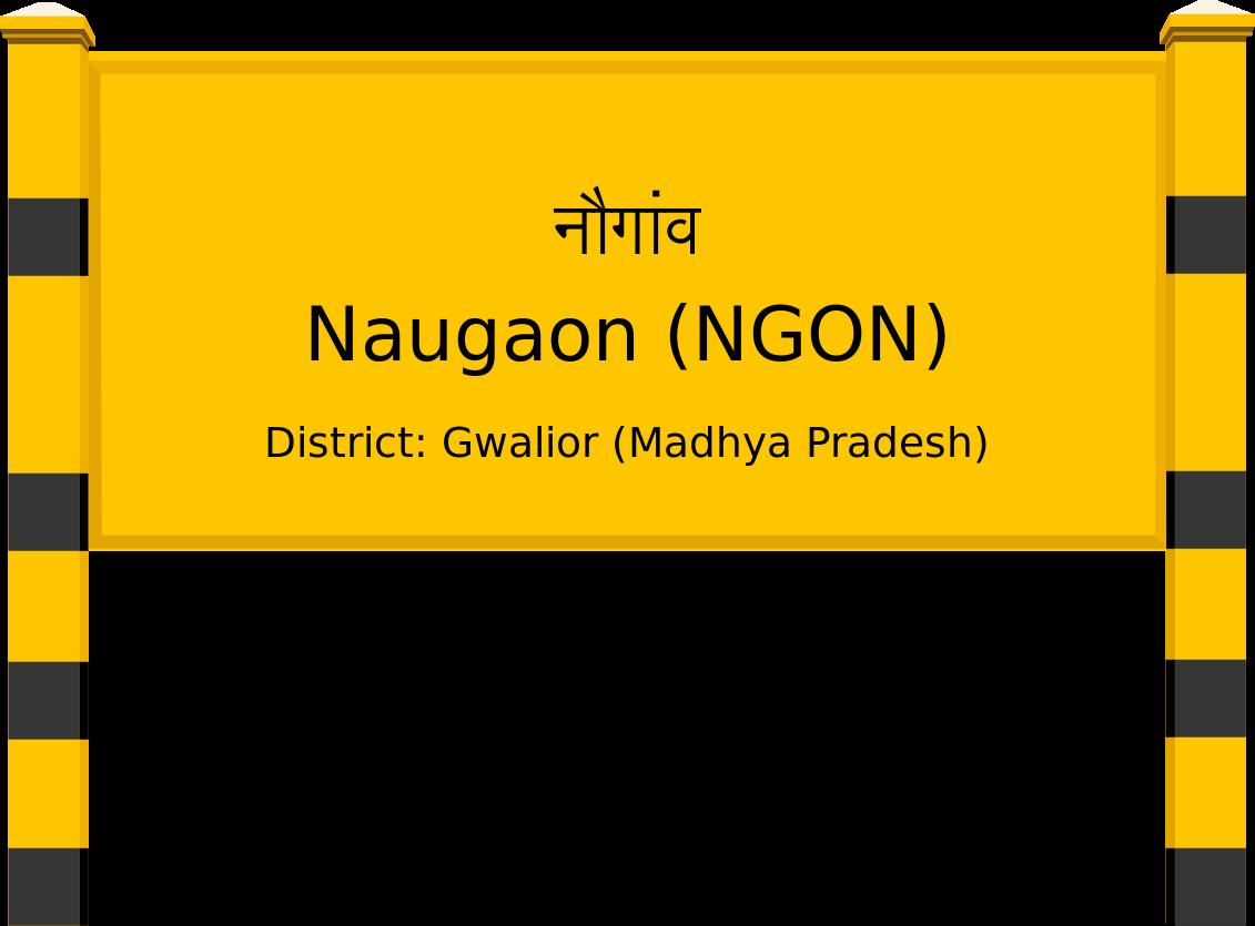 Naugaon (NGON) Railway Station