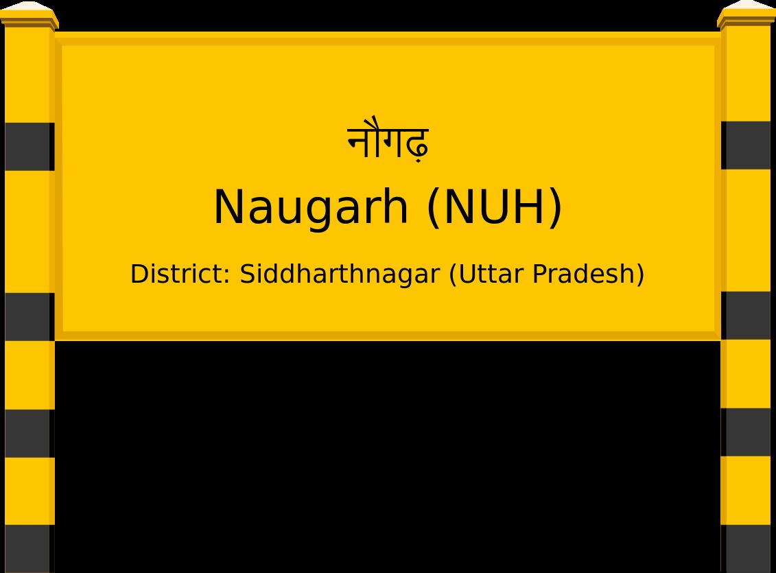 Naugarh (NUH) Railway Station