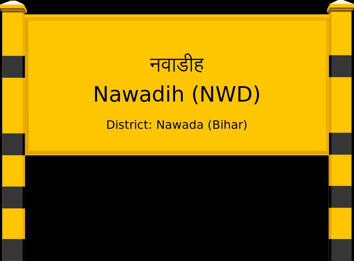 Nawadih (NWD) Railway Station