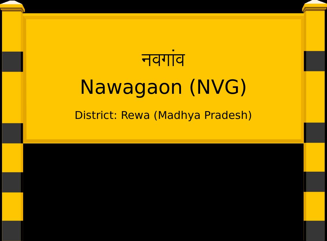 Nawagaon (NVG) Railway Station