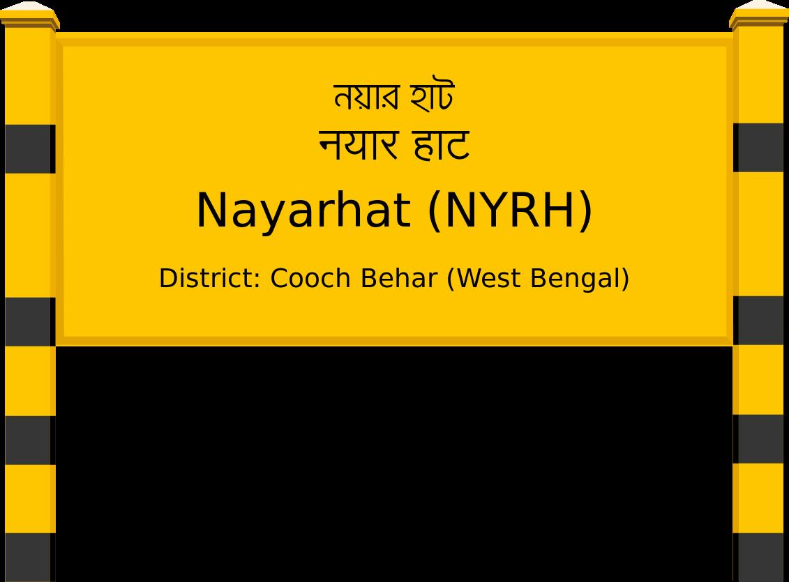 Nayarhat (NYRH) Railway Station