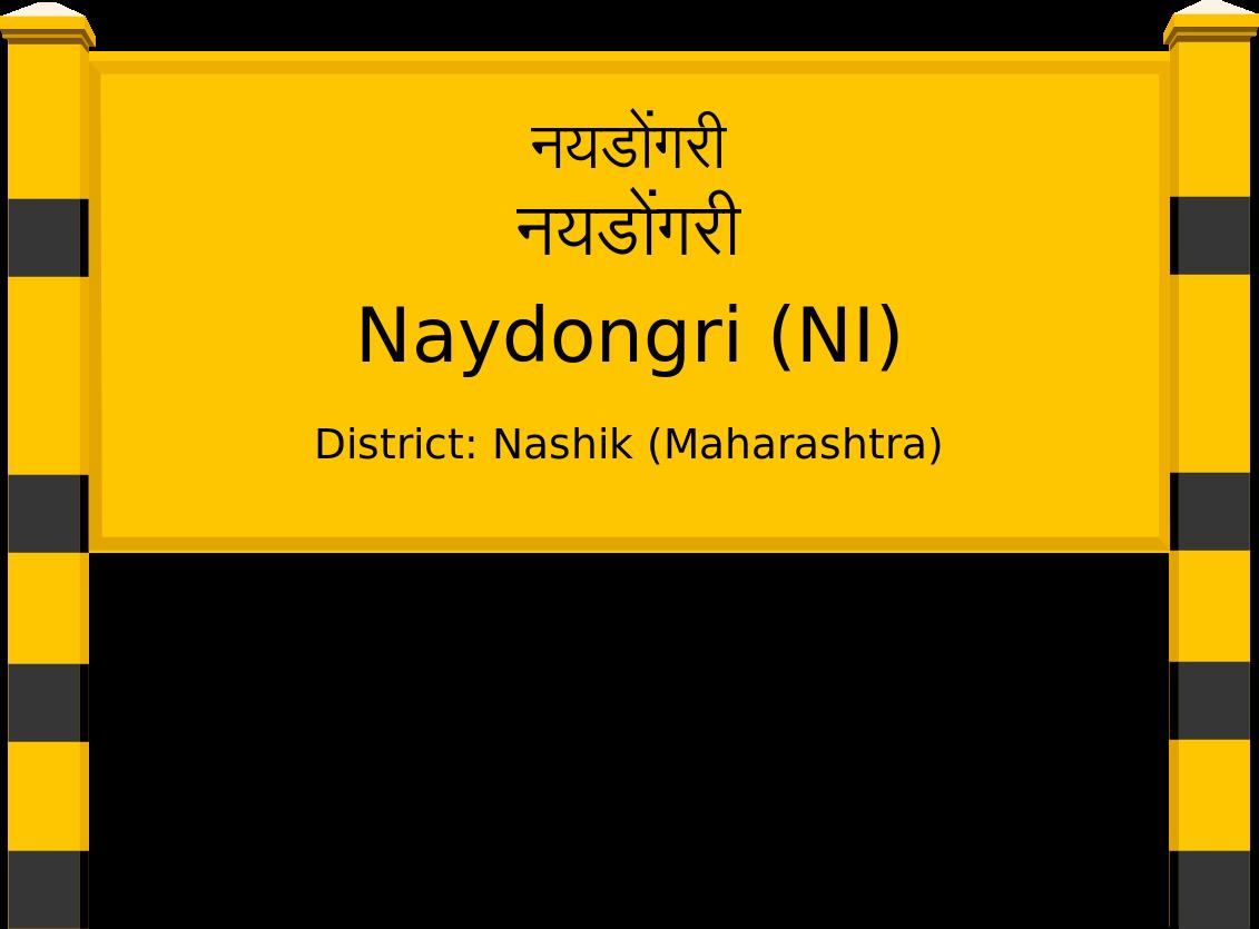 Naydongri (NI) Railway Station