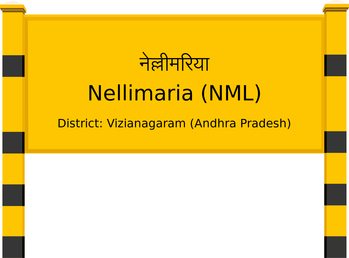 Nellimaria (NML) Railway Station