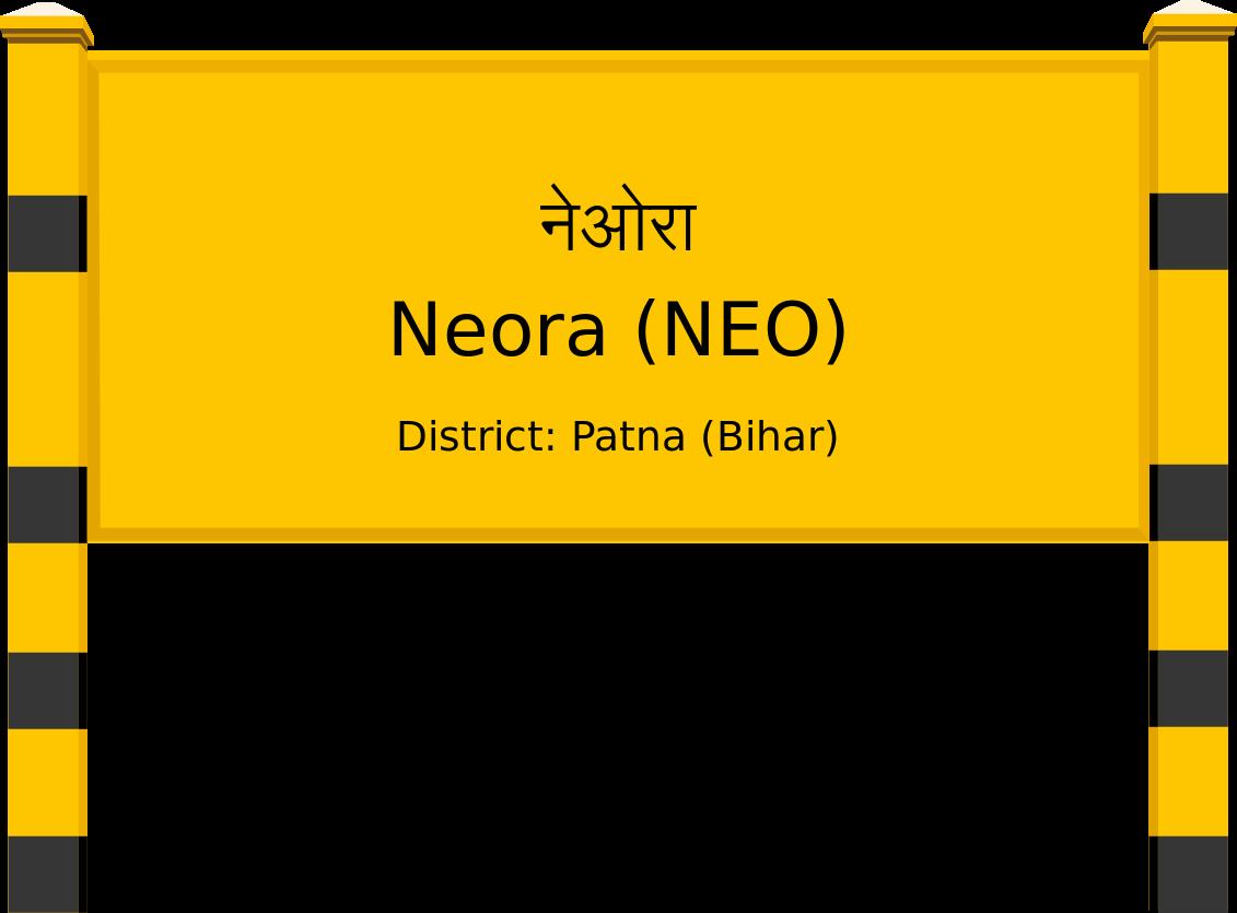 Neora (NEO) Railway Station