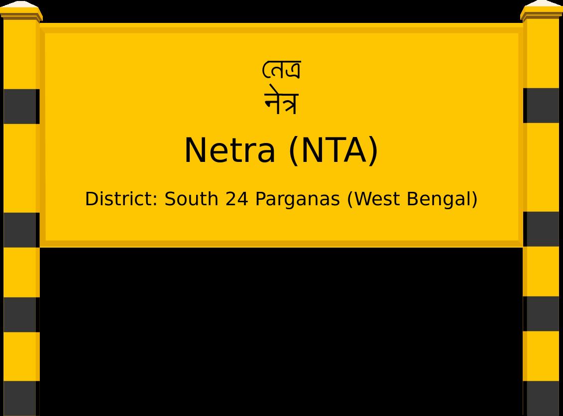 Netra (NTA) Railway Station