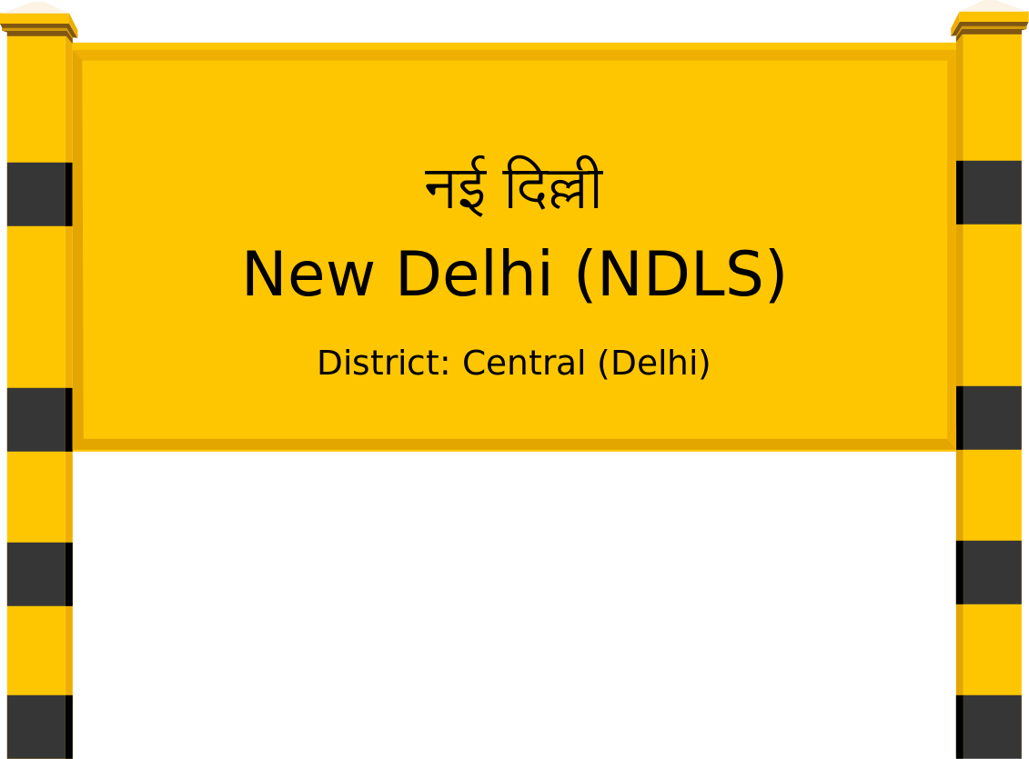 New Delhi (NDLS) Railway Station
