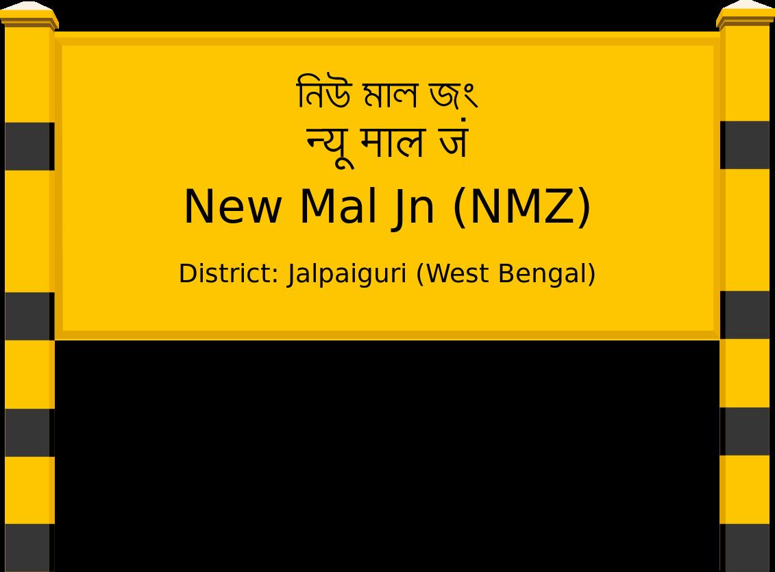 New Mal Jn (NMZ) Railway Station