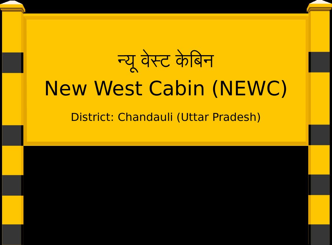 New West Cabin (NEWC) Railway Station