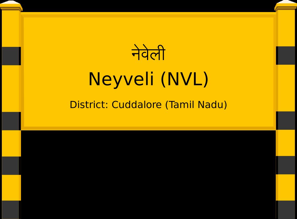 Neyveli (NVL) Railway Station