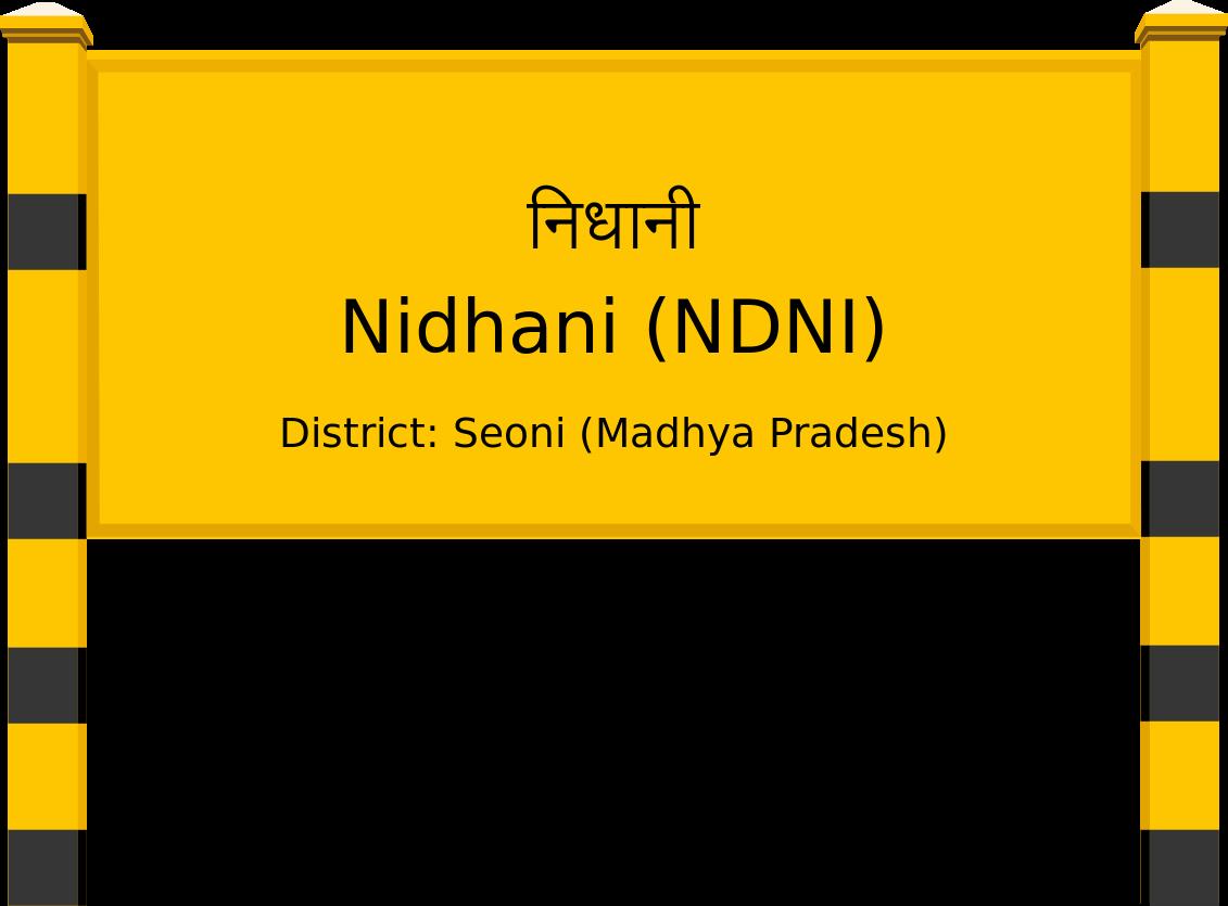 Nidhani (NDNI) Railway Station