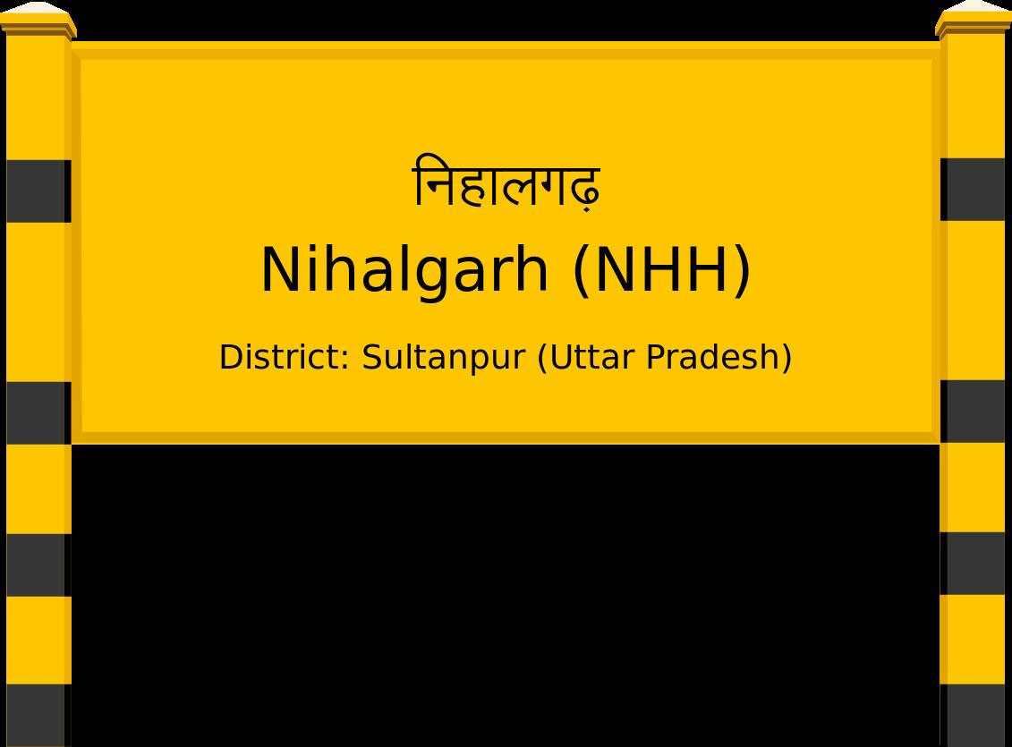 Nihalgarh (NHH) Railway Station