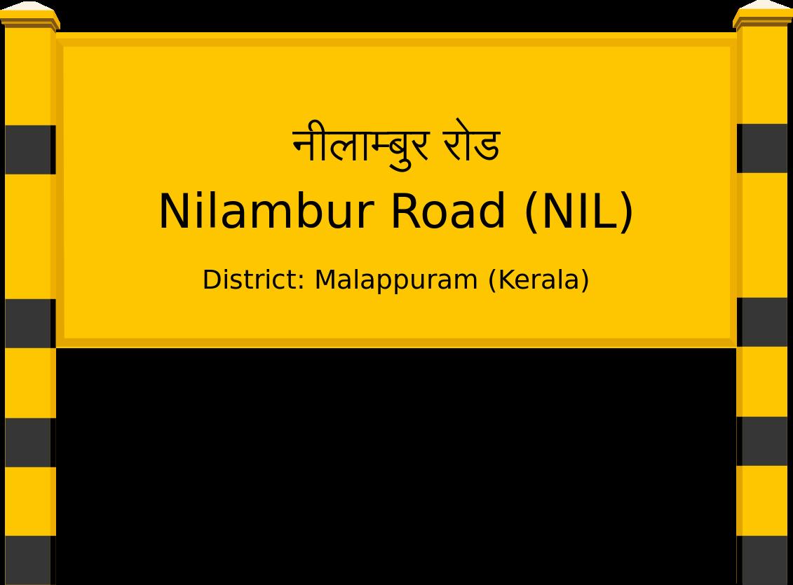 Nilambur Road (NIL) Railway Station