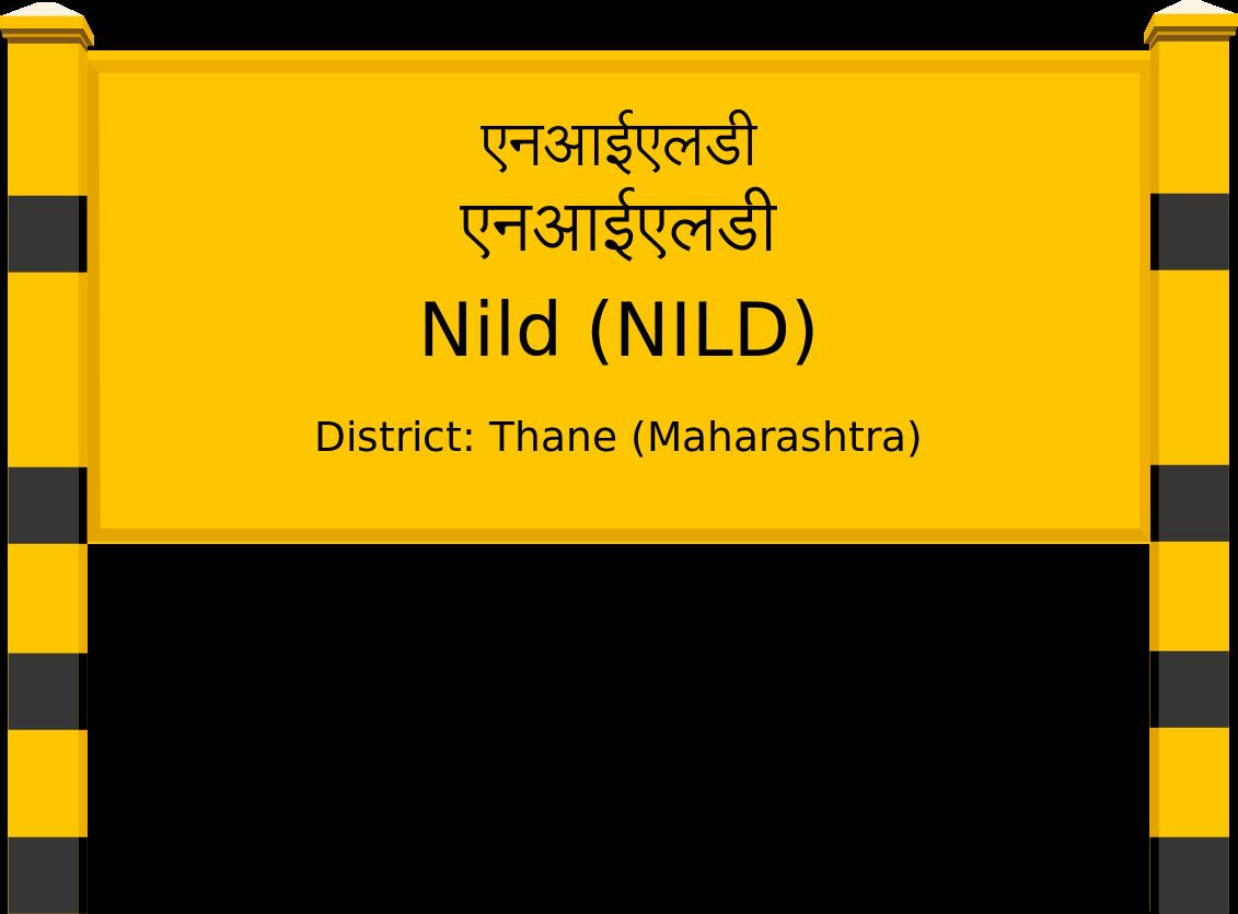Nild (NILD) Railway Station