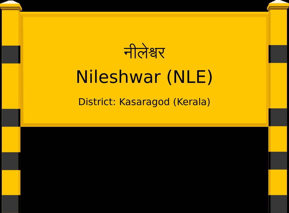 Nileshwar (NLE) Railway Station
