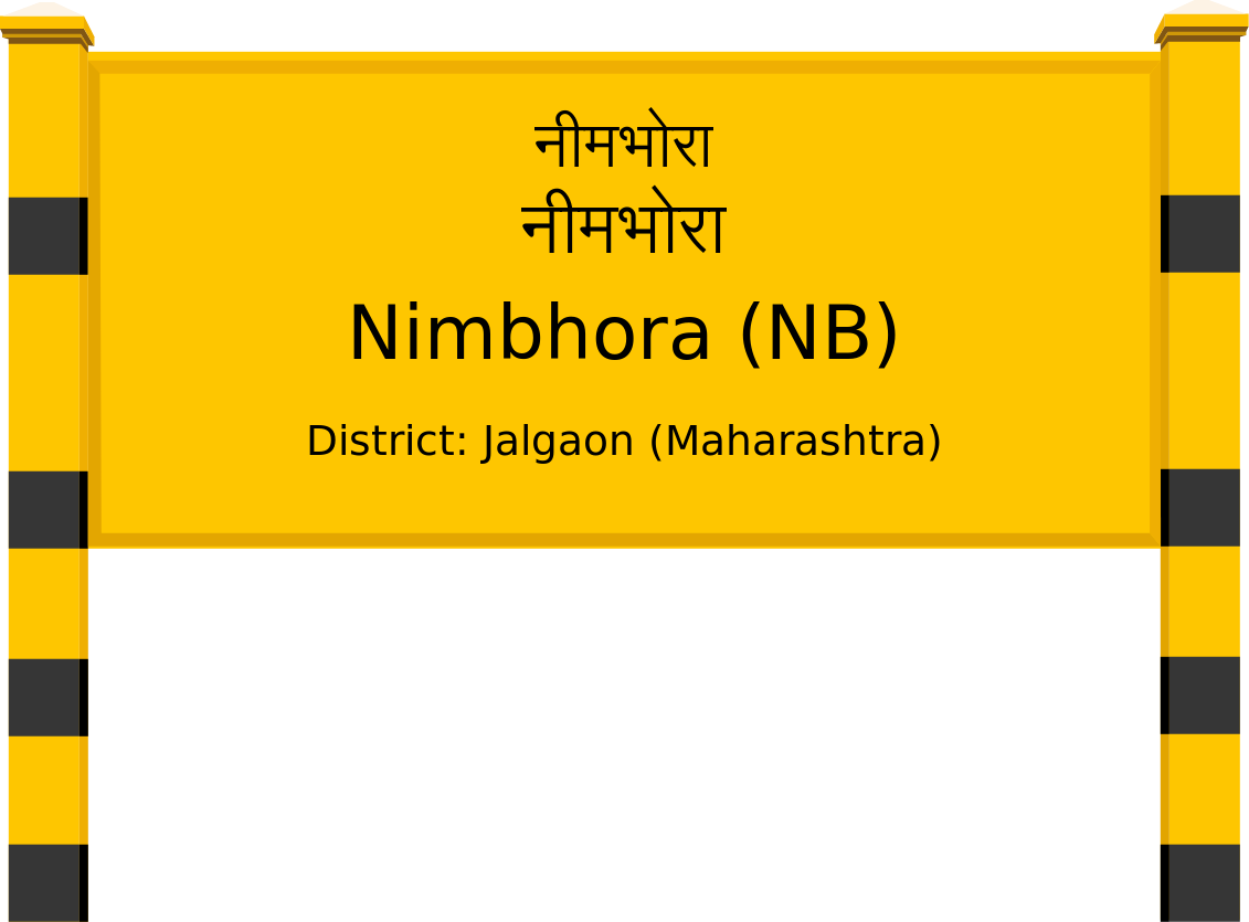 Nimbhora (NB) Railway Station