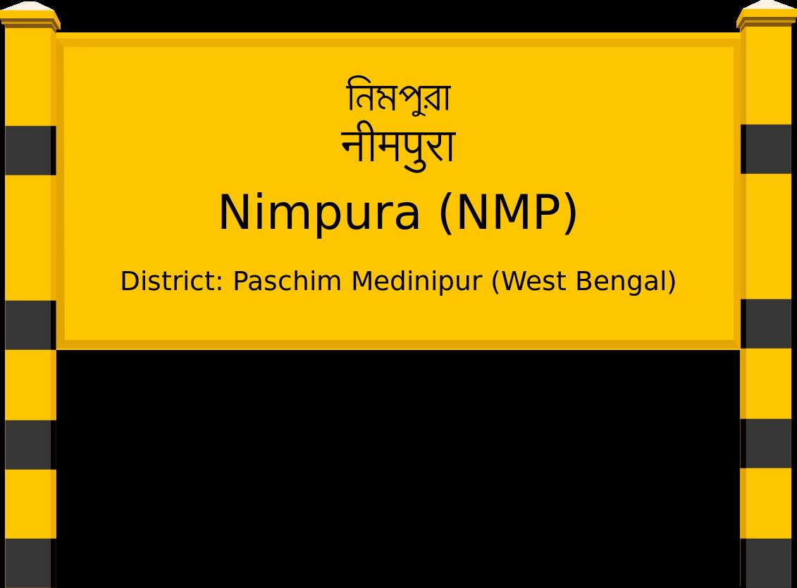 Nimpura (NMP) Railway Station