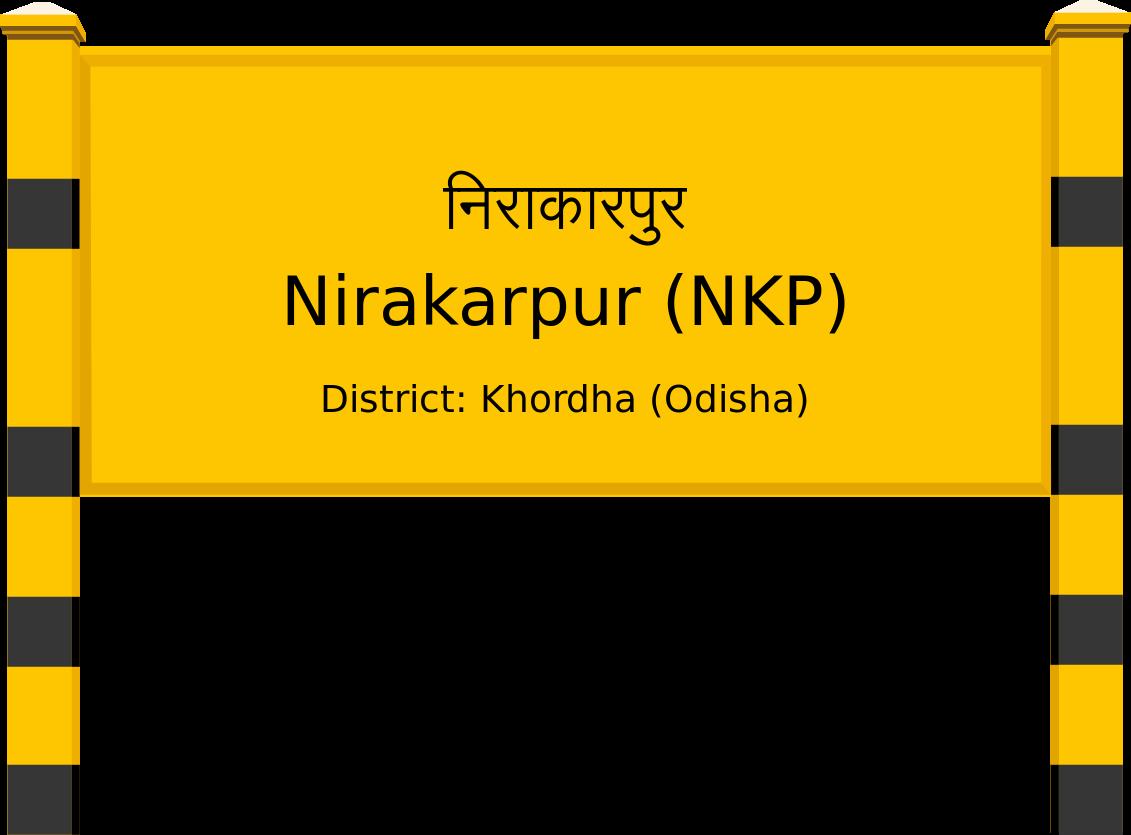 Nirakarpur (NKP) Railway Station