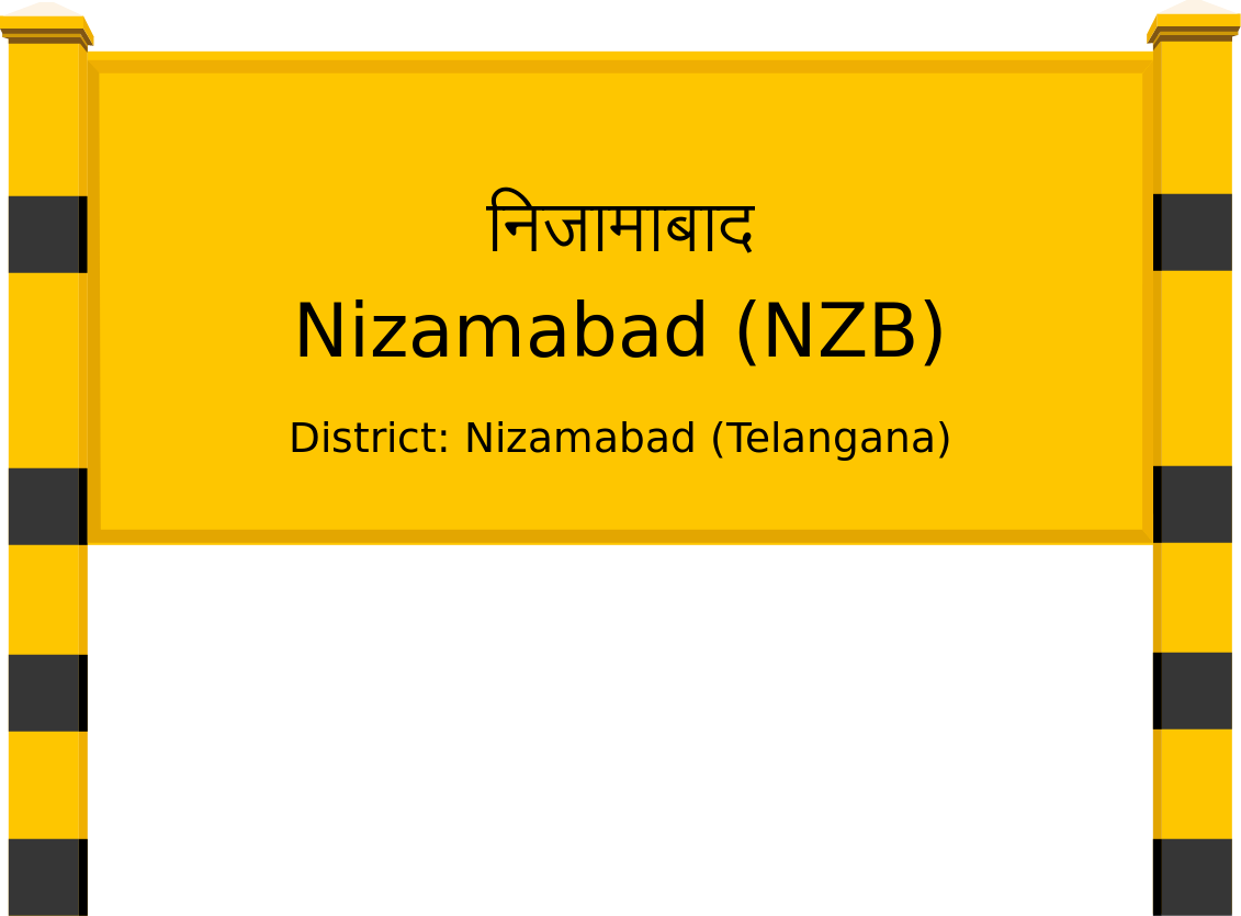Nizamabad (NZB) Railway Station
