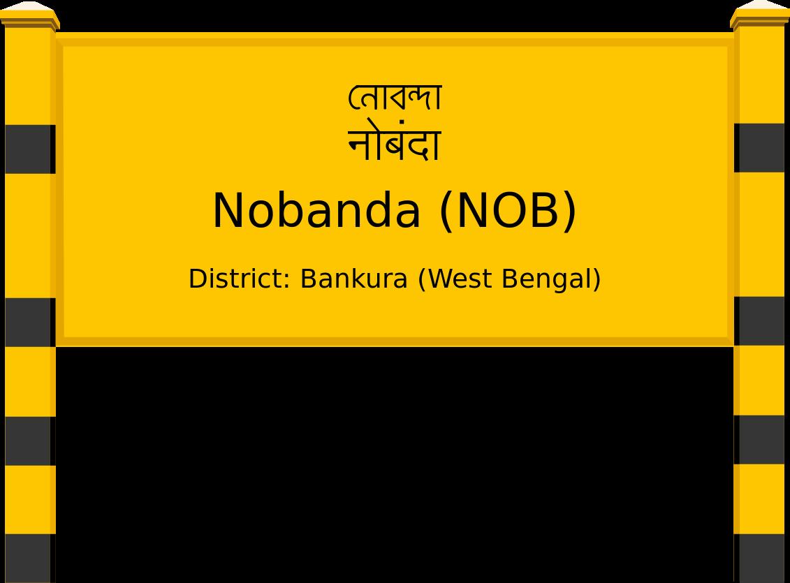 Nobanda (NOB) Railway Station