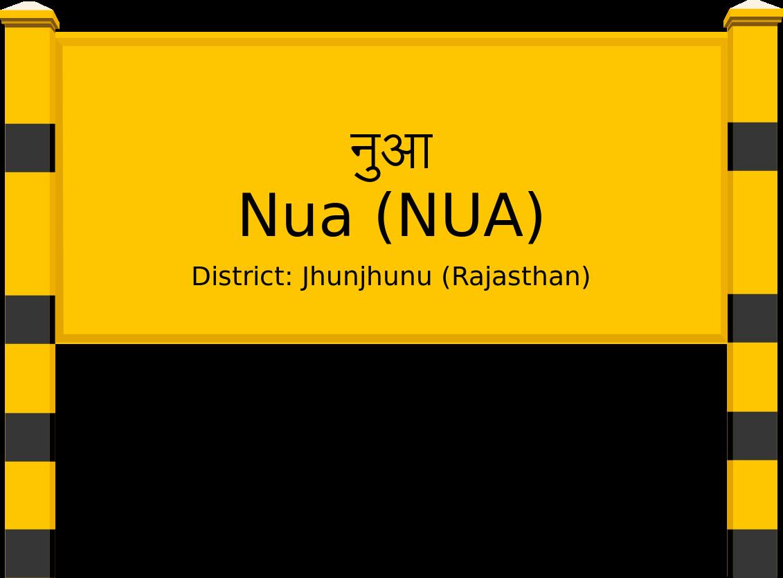 Nua (NUA) Railway Station