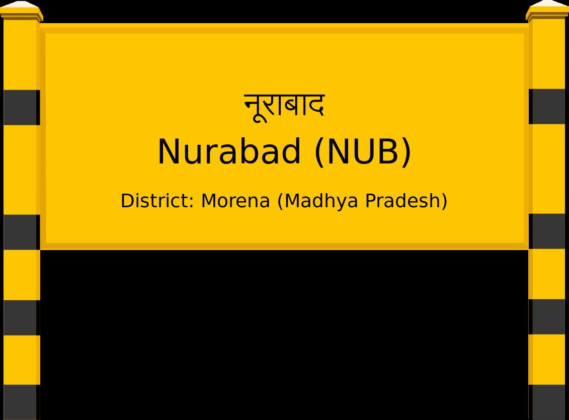 Nurabad (NUB) Railway Station