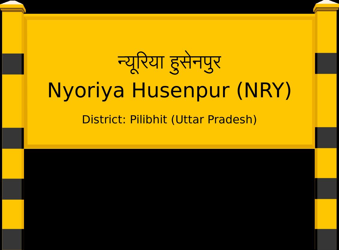 Nyoriya Husenpur (NRY) Railway Station