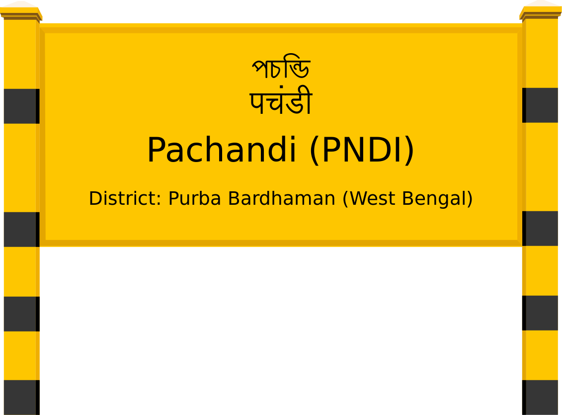 Pachandi (PNDI) Railway Station