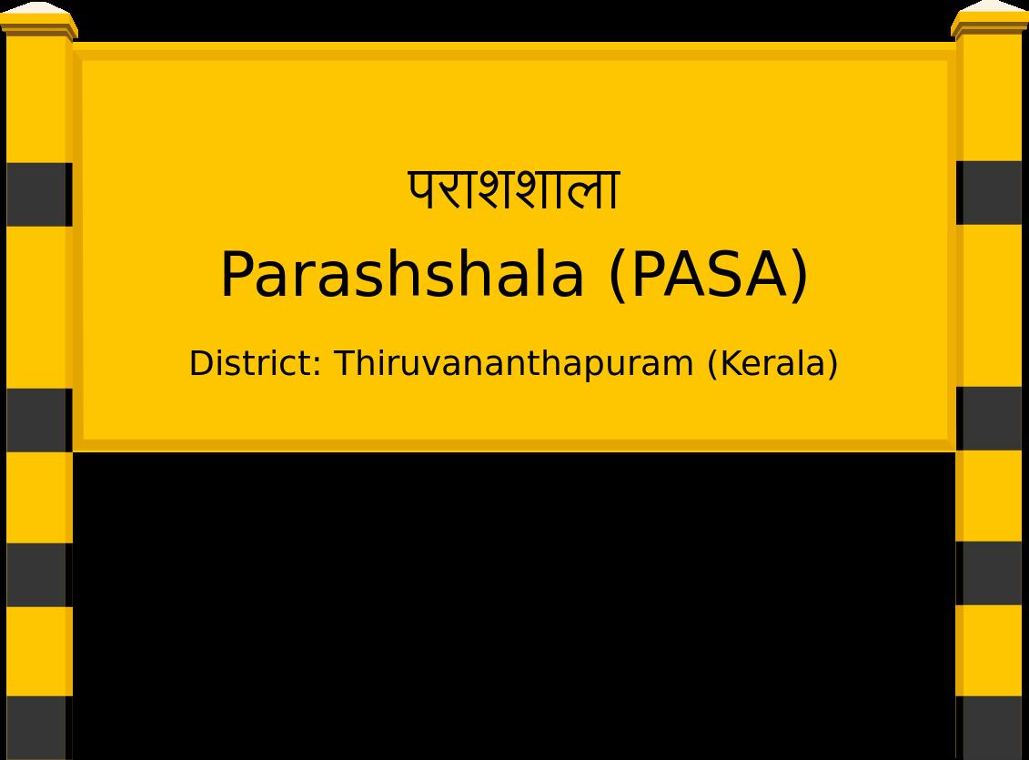 Parashshala (PASA) Railway Station