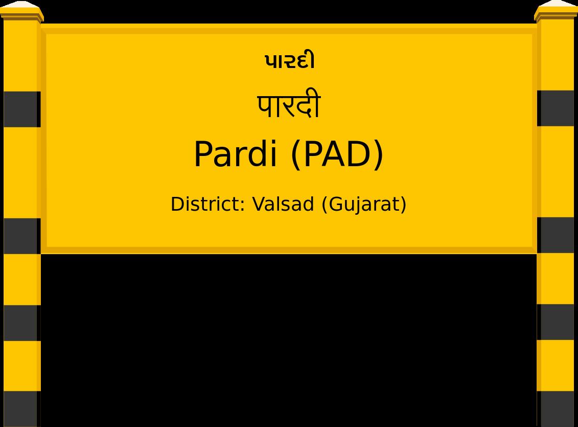Pardi (PAD) Railway Station