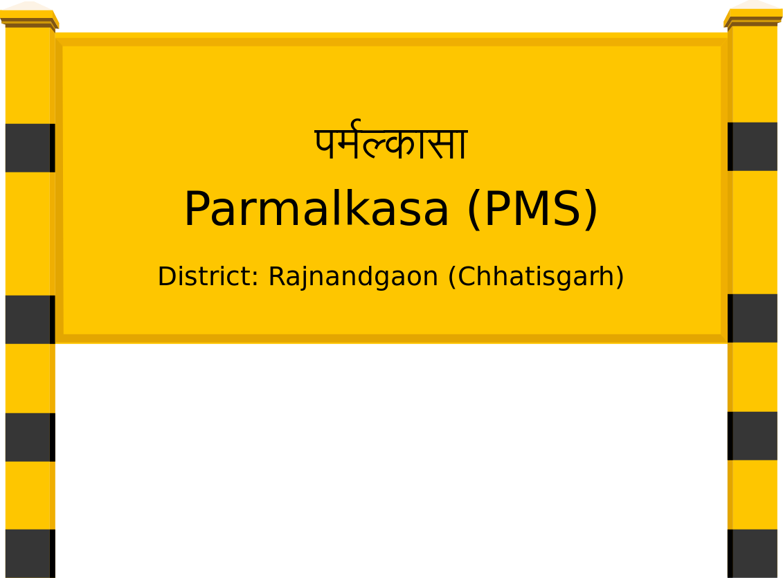 Parmalkasa (PMS) Railway Station