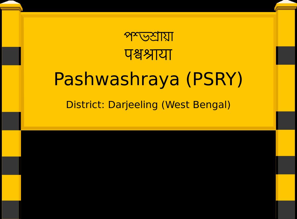 Pashwashraya (PSRY) Railway Station