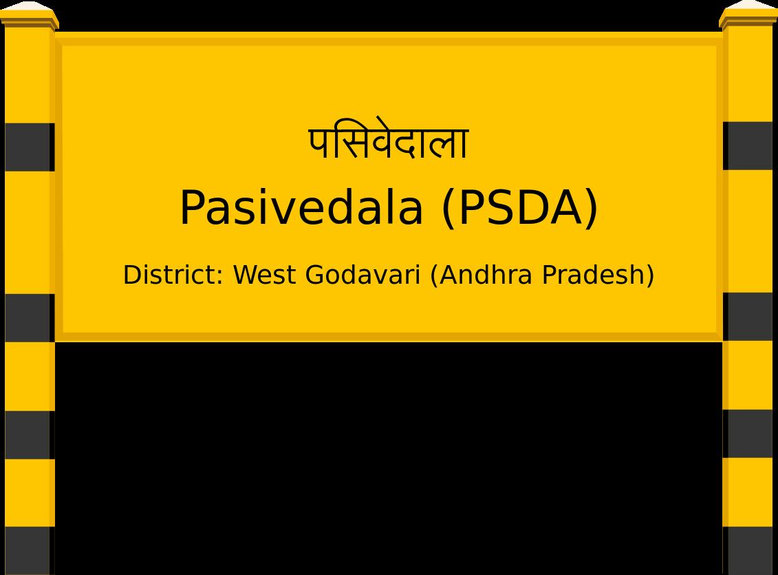Pasivedala (PSDA) Railway Station