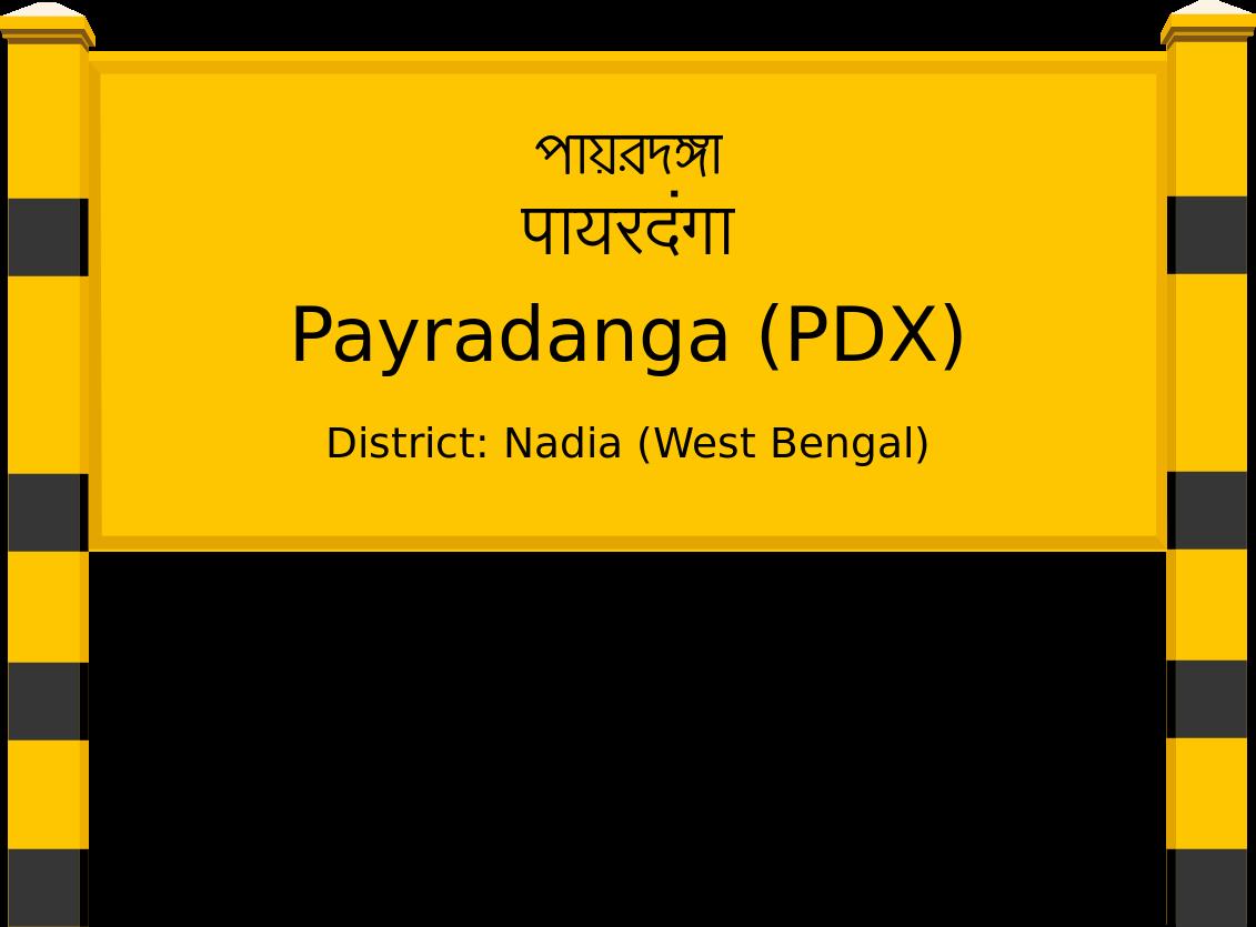 Payradanga (PDX) Railway Station