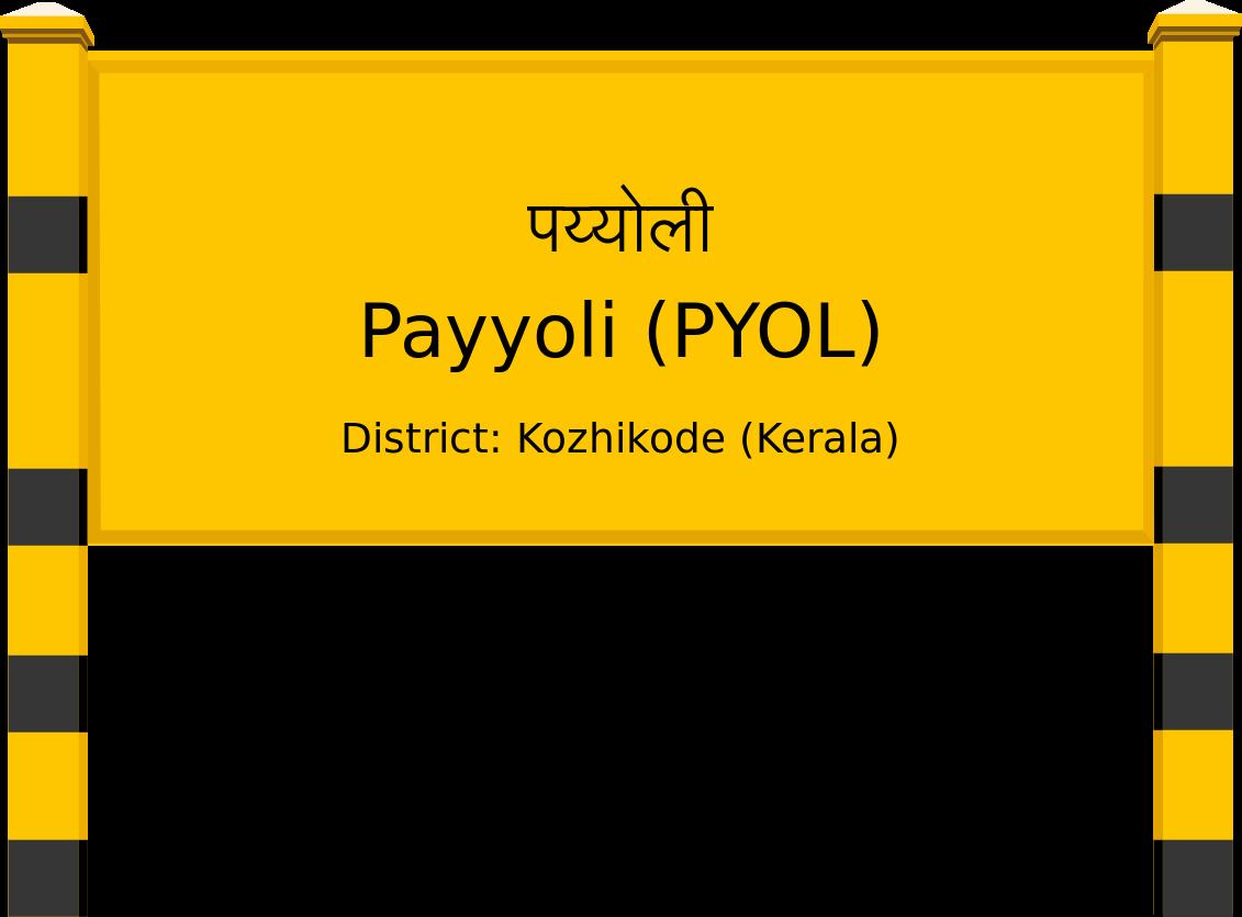 Payyoli (PYOL) Railway Station