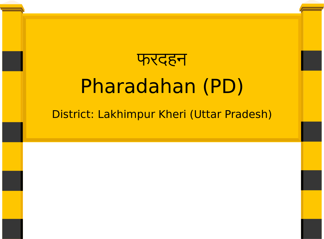 Pharadahan (PD) Railway Station