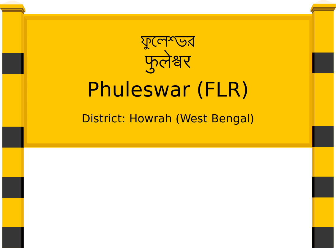 Phuleswar (FLR) Railway Station
